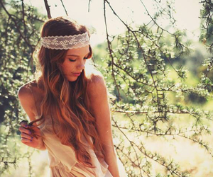 dress, hippie, and hipster image