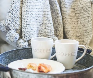 coffee, winter, and breakfast image