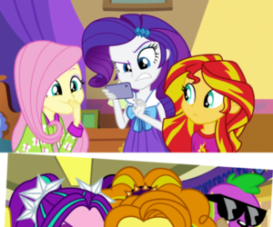 haha, lol, and my little pony image