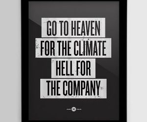 heaven, hell, and quote image