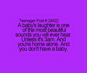 baby, funny, and teenager post image