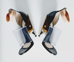 Givenchy, heels, and love image