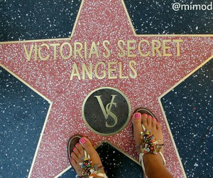 Victoria's Secret, angel, and stars image