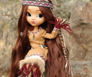 beauty, creative, and pullip image