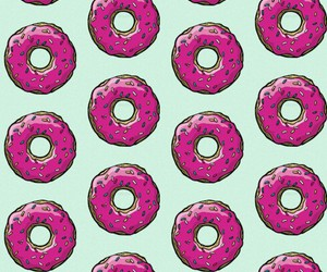 homer simpson, rosquillas, and thesimpsons homer donuts image