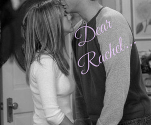 roschel, dear rachel, and fanfic of mine image