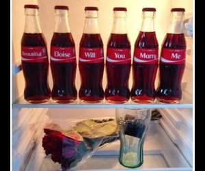 coca cola, marry, and coke image