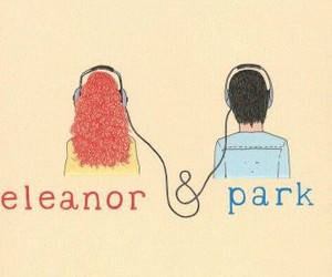 eleanor, park, and eleanor & park image