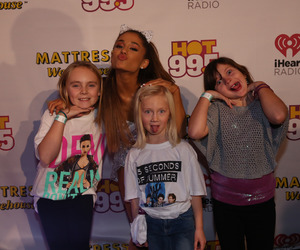 ariana grande, beautiful, and fans image