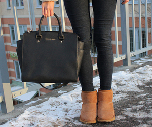fashion, Michael Kors, and outfit image