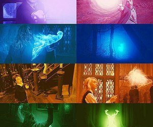 always, expecto patronum, and forever image
