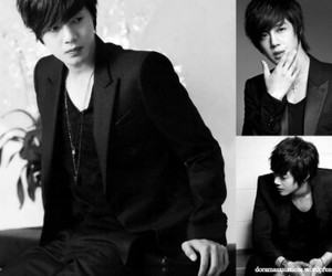 boy, handsome, and kim hyun joong image