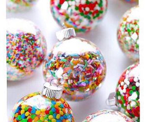 christmas, delicious, and decoration image