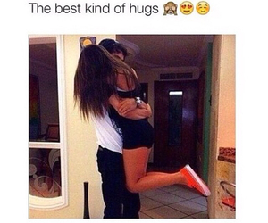 hug, love, and goals image