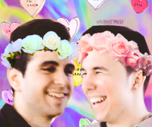 flowers, willyrex, and love image
