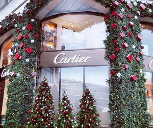 christmas, cartier, and luxury image