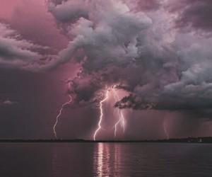 cloud, night, and grunge image