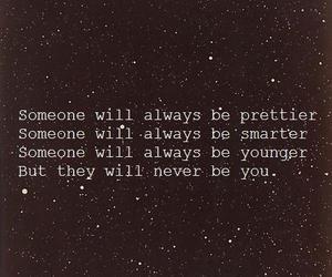 quote, pretty, and true image
