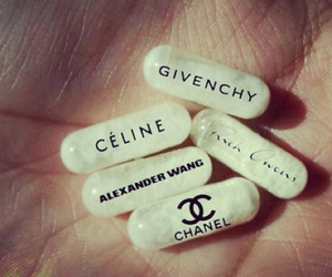 chanel, celine, and fashion image
