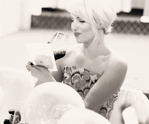 beautiful and dianna agron image