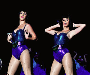 blue, diva, and katy perry image