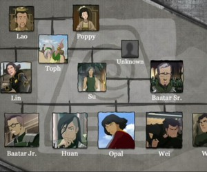 family, su, and toph image