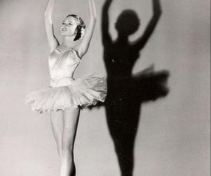 brigitte bardot, ballerina, and ballet image