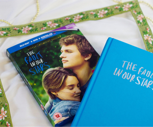 blue, book, and movie image
