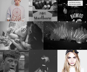 am, arctic monkeys, and black and white image