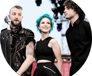 band, gorgeous, and hayley williams image