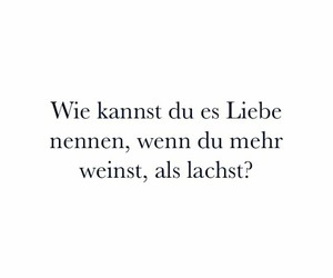 spruch, liebe, and german image