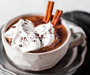chocolate, food, and Cinnamon image