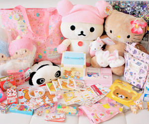 kawaii, cute, and rilakkuma image