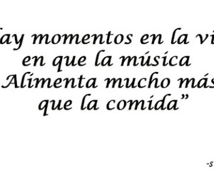 espanol, musica, and frases image