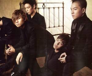 bigbang, big bang, and daesung image