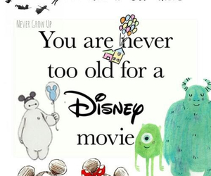 disney, movie, and monsters inc image