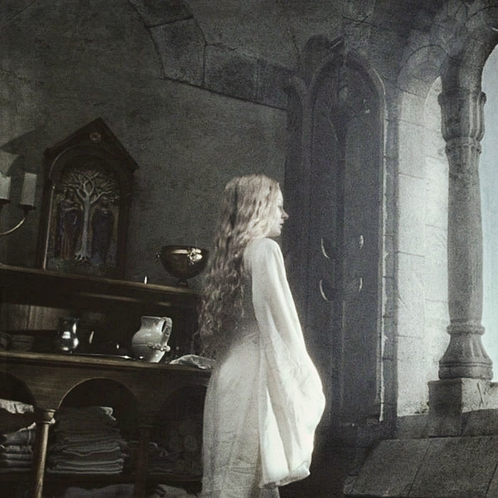 eowyn, LOTR, and middle earth image