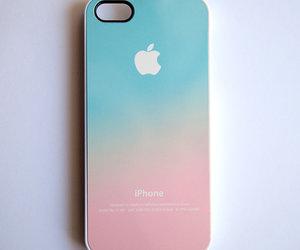 apple, case, and grunge image
