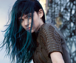 grimes and claire boucher image