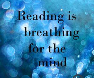 book, mind, and reading image