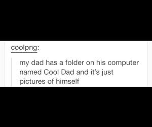 dad, funny, and haha image