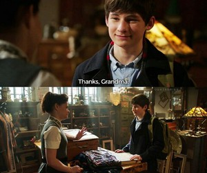 belle, henry, and once upon a time image