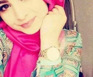 hijab and lovely image