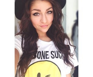 andrea russett, girl, and youtuber image