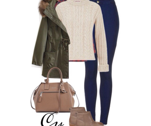 beauty, casual, and clothes image