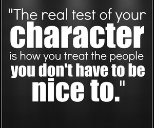 character, nice, and treat image