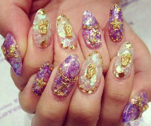 girly, glitter, and golf image