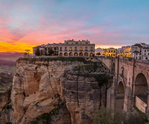 architecture, church, and landscapes image