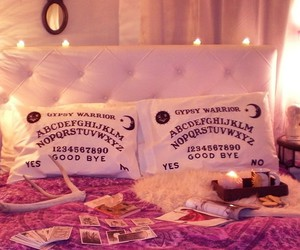 ouija, pillows, and room image