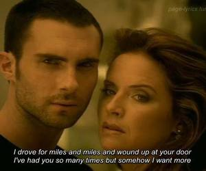 maroon 5, she will be loved, and songs about jane image